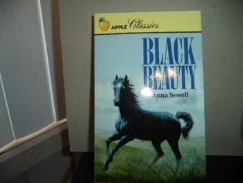 Black Beauty  ISBN 0-590-42354-1