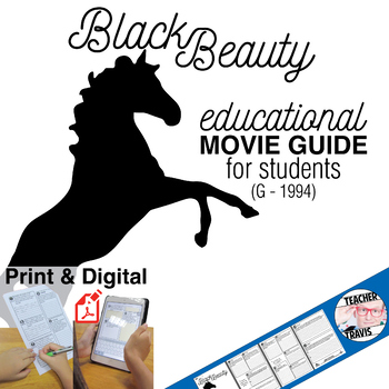 Black Beauty Movie Viewing Guide (G - 1994)