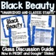Black Beauty Novel Study BUNDLE (discussion guide, student