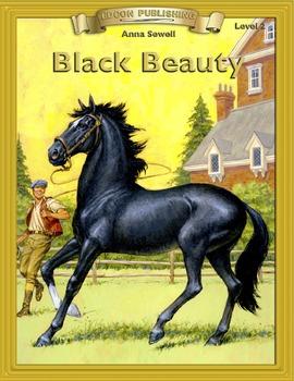 Black Beauty RL2.0-3.0 flip page EPUB for iPads, iPhones o