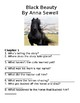 Black Beauty Study Guide