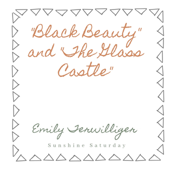 Black Beauty and The Glass Castle
