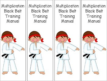 Black Belt Multiplication