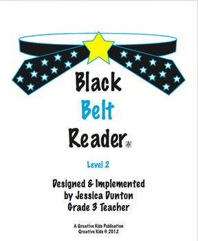 Black Belt READER Levels 1-5 Bundle