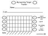 Black Belt Reader Learning Target Tracker