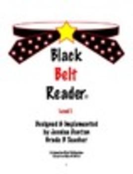 Black Belt Reader Level 1 Book