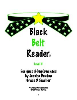 Black Belt Reader Level 3