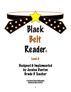 Black Belt Reader Level 5
