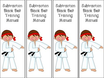 Black Belt Subtraction