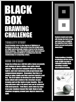 Black Box Shading Challenge