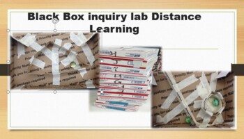 Black Box inquiry shoebox lab