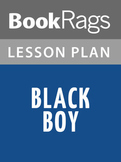Black Boy Lesson Plans