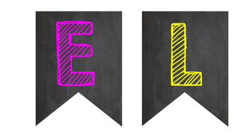 Black & Brights ELA Workshop Banner