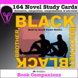 Black Brother, Black Brother (Rhodes) Novel Study Classroo