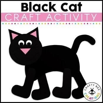 Black Cat Cut and Paste