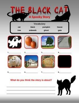 Black Cat Halloween Story