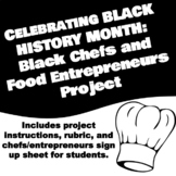 Black Chefs and Entrepreneurs Project