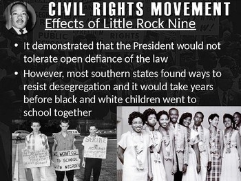 Black Civil Rights Movement