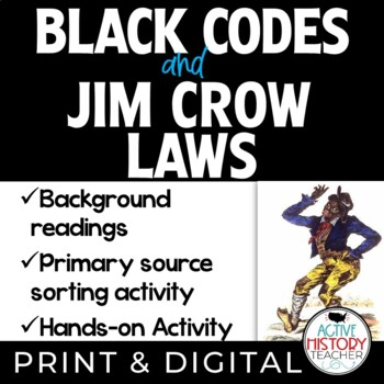 What are the Jim Crow laws?
