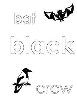 Black Color Sheet