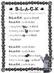 Black Color Song {A Mini-Unit)