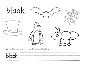 black and white preschool worksheets pictures to pin on pinterest pinsdaddy. Black Bedroom Furniture Sets. Home Design Ideas