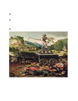 Black Death, Bubonic Plague, Art Inquiry      History 101