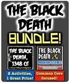 Black Death Bundle! 2 Investigations about Bubonic Plague, History, & Science!