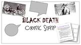 Black Death Comic Strip