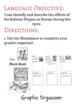 Black Death Foldable