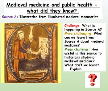 Black Death / Medieval History Bundle