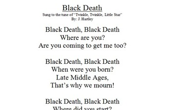 Black Death Medieval Times Song