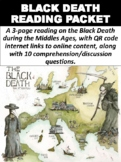 Black Death Reading Packet