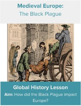 Black Death Stations Activity