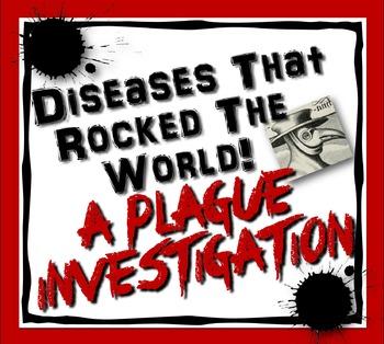 Black Death or Bubonic Plague History, Science & Math Lesson