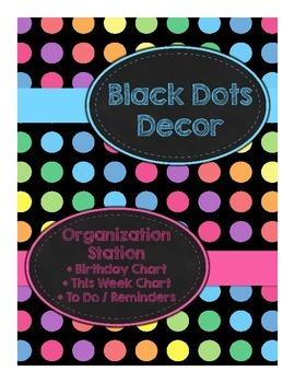 Black Dots: Organization Station
