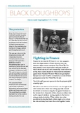 Black Doughboys in World War One Study Guide