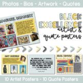 Black Excellence In Art Posters