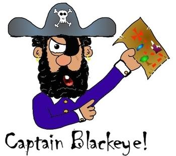 Black Eye the Pirate!