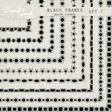 Black Frames 7 [Square Corners]