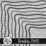 Borders [Black Set 8]