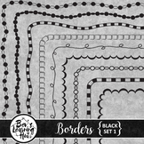 Borders [Black Set 1]