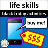 Black Friday Sale Activities