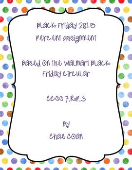 Black Friday Percent Problems