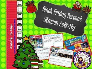 Black Friday Percent Sations Activity