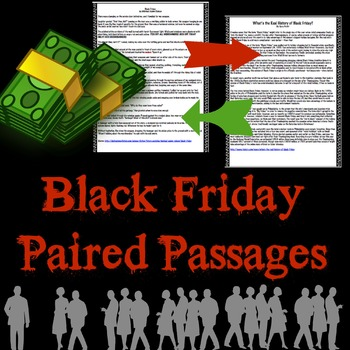 Black Friday: Short Story vs. Article Paired Passages