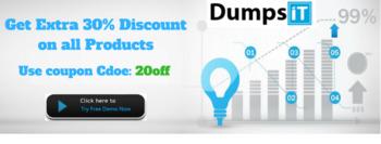 Black Friday promotion Get 20% Discount on 010-151 exam dumps with DumpsIT.com