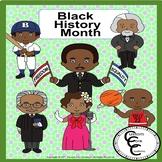 Black History Month Fun (MLK)