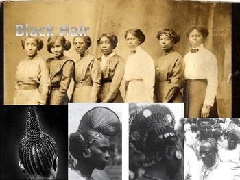 Black Hair Through History