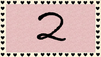 Black Hearts Numbers